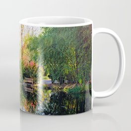 Just Another Autumn Scene Coffee Mug
