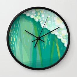 POSEIDON'S WALL Wall Clock