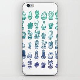 Cactus Club iPhone Skin