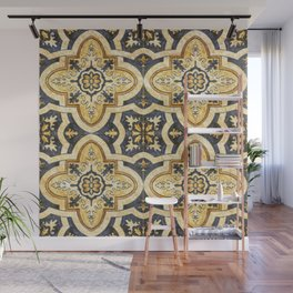 Ornamental pattern Wall Mural