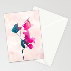 Maple_Watercolor 1 by Jacqueline & Garima Stationery Cards