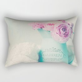 Garden of Dreams Rectangular Pillow