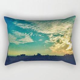 Charleston Skies Rectangular Pillow