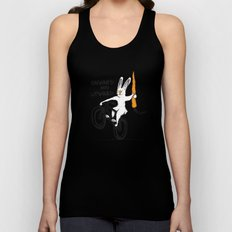 ONWARD AND UPWARD Unisex Tank Top