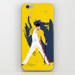 Freddie Forever iPhone Skin