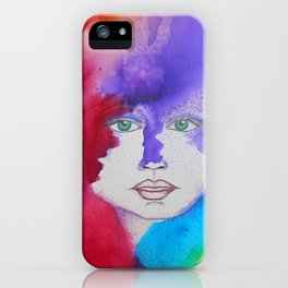 Bella SASS Girlz - Zena - SASS = STRONG and SUPER SMART iPhone Case
