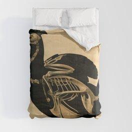 Squelette de coq Comforters