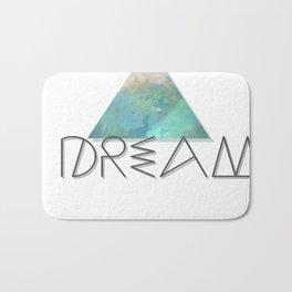 I Dream Bath Mat
