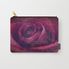 Passion Rose Carry-All Pouch