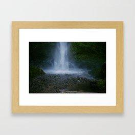 Latourell Falls, OR Framed Art Print