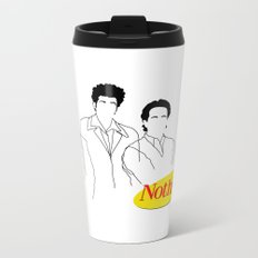 A Show About Nothing Metal Travel Mug