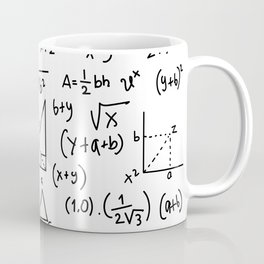 Math Madness Coffee Mug