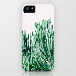 A Gathering of Cacti iPhone Case