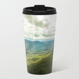Sun Streams- Blue Mountains Travel Mug