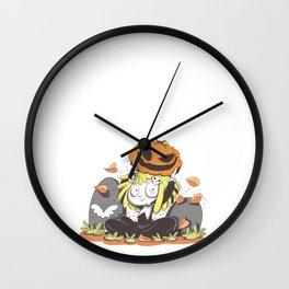 Lenore, the Cute Little Dead Girl Wall Clock