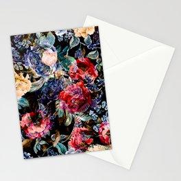 Botanic Pattern Stationery Cards