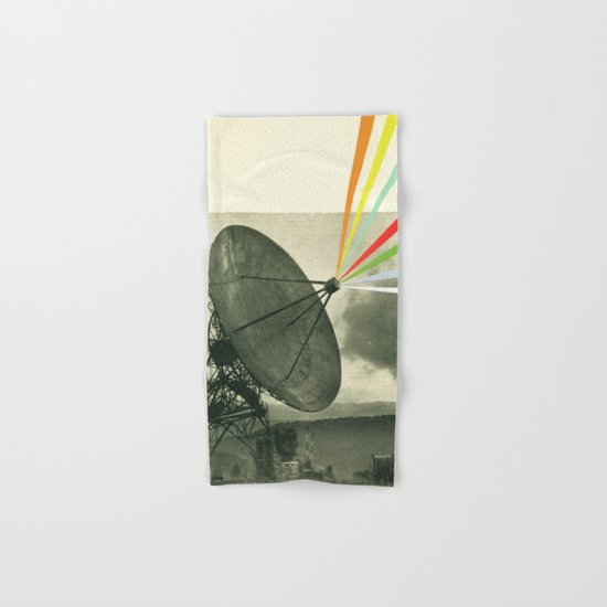 Earth Calling Hand & Bath Towel