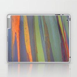 Rainbow Eucalyptus Magic Laptop & iPad Skin