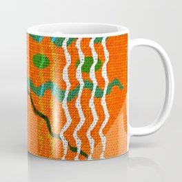 Tribal Fantasy Design Coffee Mug
