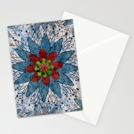Marble Quilt Stationery Cards