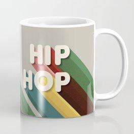 HIP HOP - typography Coffee Mug