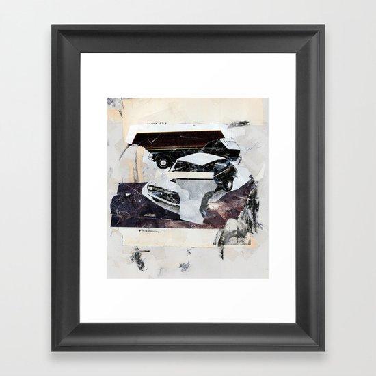 BCKP13 Framed Art Print