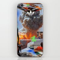 lebron iPhone & iPod Skins featuring Show Me The Money by artbynatejames