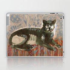 Cat on the sofa Laptop & iPad Skin