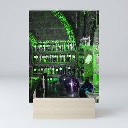 Potion Class - Green Hues Mini Art Print
