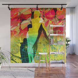 body electric Wall Mural