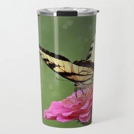 Bokehs and Butterflies Travel Mug