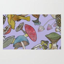 Fun Fungi Rug