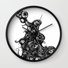 EYELIGHT Wall Clock