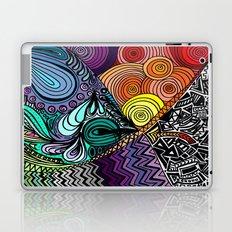 Extrovert Laptop & iPad Skin