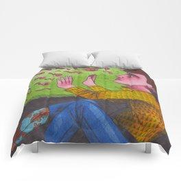 Man of War Comforters