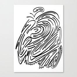 Philosopher's Dream Canvas Print