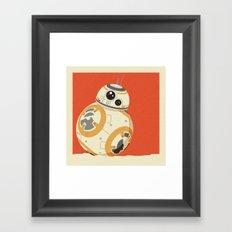 BB 8ight Framed Art Print