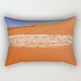 Dead Vlei Namibia V Rectangular Pillow