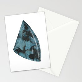Turquoise Piece Stationery Cards