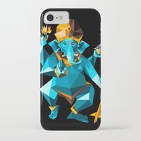 ganesha iPhone & iPod Cases featuring Ganesha by Gaetano Leonardi