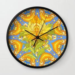 Apex Wall Clock