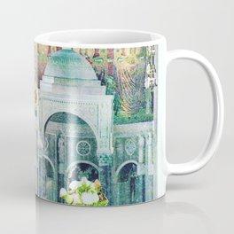 I Live Below Coffee Mug