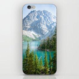 Lake Colchuck iPhone Skin