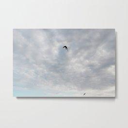 Swallow sky Metal Print