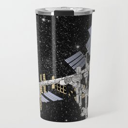 ISS- International Space Station Travel Mug