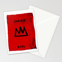 KiNG iLLMATIC NaS Stationery Cards