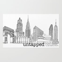 Untapped Cities Rug