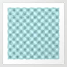 U1: just dots Art Print