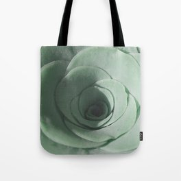 Golden ratio of succulent Tote Bag