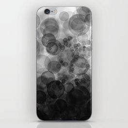 B&W Spotted1 - Reverse iPhone Skin